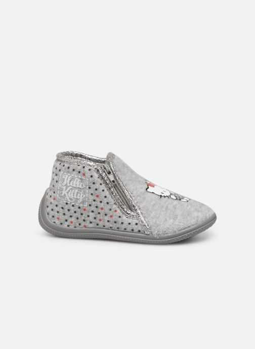 Slippers Hello Kitty Hk Ambrai Grey back view