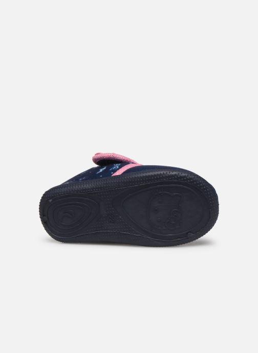 Pantofole Hello Kitty Hk Auta Azzurro immagine dall'alto