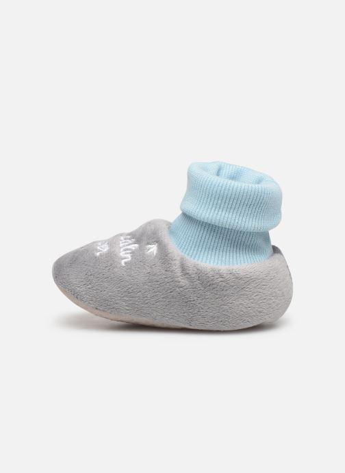 Pantofole Absorba Bozea Azzurro immagine frontale