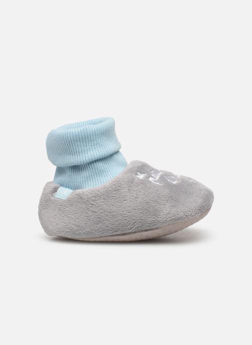 Pantofole Absorba Bozea Azzurro immagine posteriore