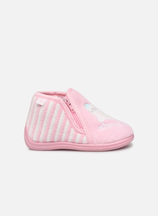 Chaussons Absorba Baba Rose vue derrière