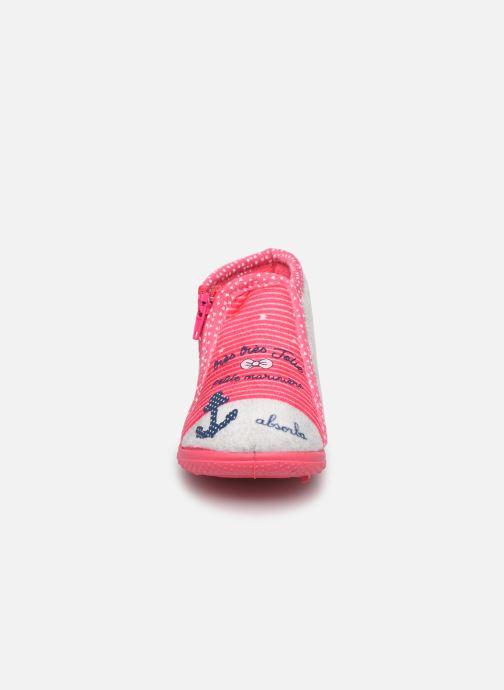 Hjemmesko Absorba Louisa Pink se skoene på