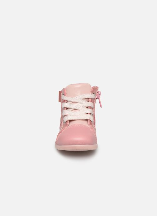 Bottines et boots Absorba Vroma Rose vue portées chaussures