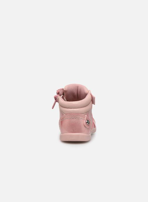 Bottines et boots Absorba Vroma Rose vue droite