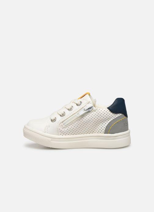 Sneakers Absorba Warrior Hvid se forfra