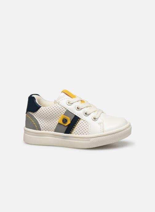 Sneakers Absorba Warrior Hvid se bagfra