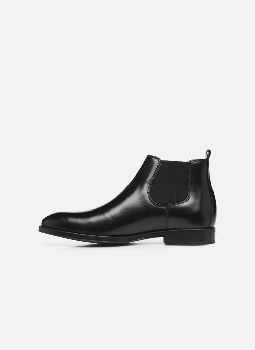 Bottines et boots Marvin&Co Mateo Noir vue face
