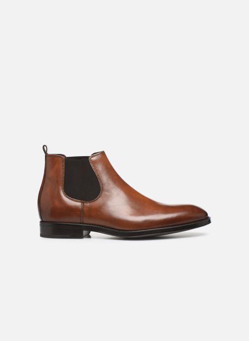 Bottines et boots Marvin&Co Mateo Marron vue derrière