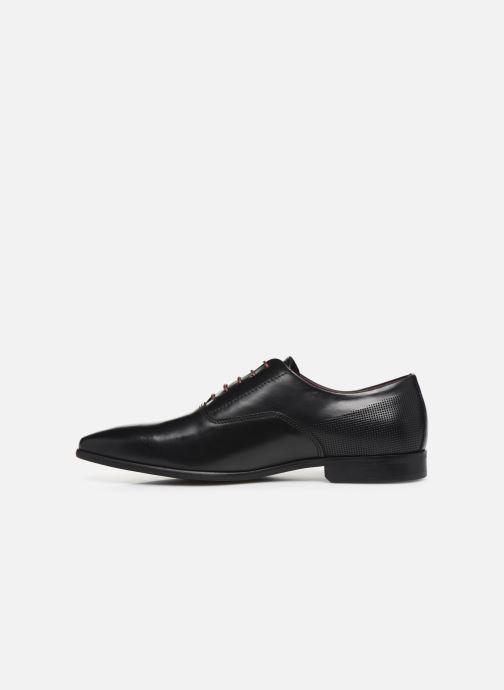 Chaussures à lacets Marvin&Co Manao Noir vue face