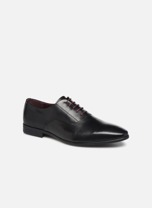 Chaussures à lacets Marvin&Co Manao Noir vue détail/paire