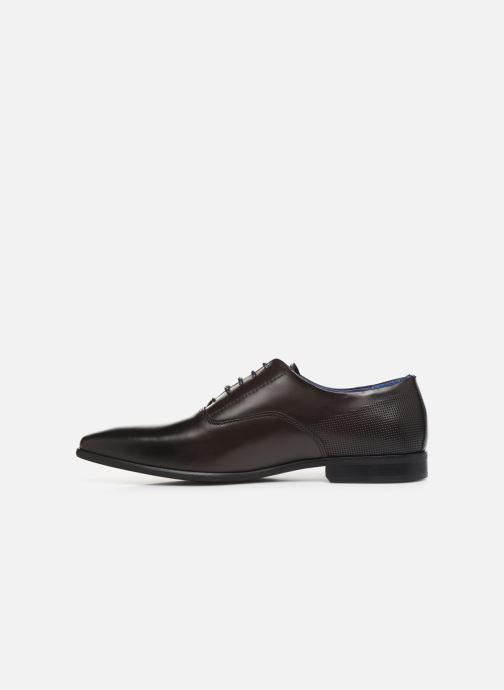 Chaussures à lacets Marvin&Co Manao Marron vue face