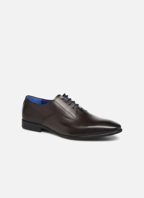 Zapatos con cordones Marvin&Co Manao Marrón vista de detalle / par