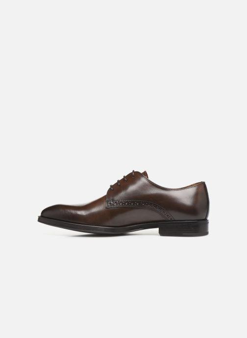 Chaussures à lacets Marvin&Co Mattini Marron vue face