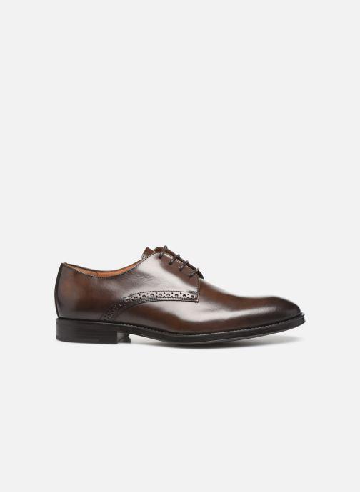 Zapatos con cordones Marvin&Co Mattini Marrón vistra trasera