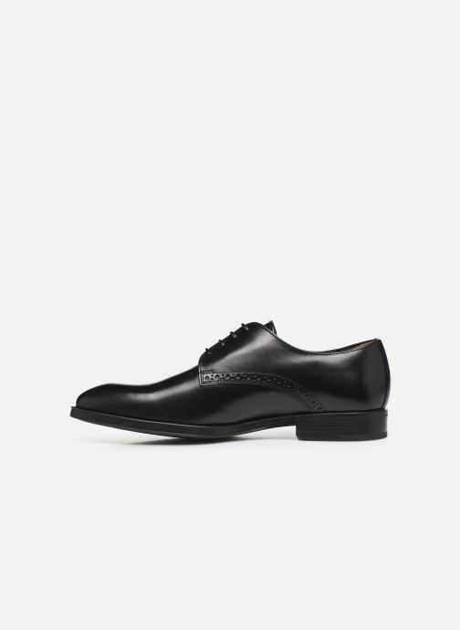 Lace-up shoes Marvin&co Mattini Black front view
