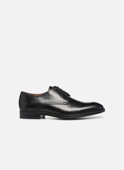 Chaussures à lacets Marvin&Co Mattini Noir vue derrière