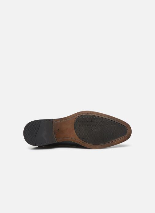 Zapatos con cordones Marvin&Co Moreno Negro vista de arriba