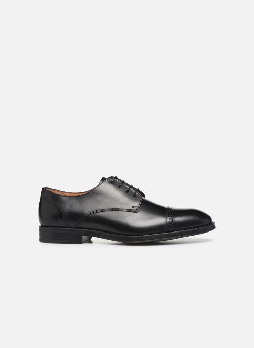 Chaussures à lacets Marvin&Co Massylo Noir vue derrière