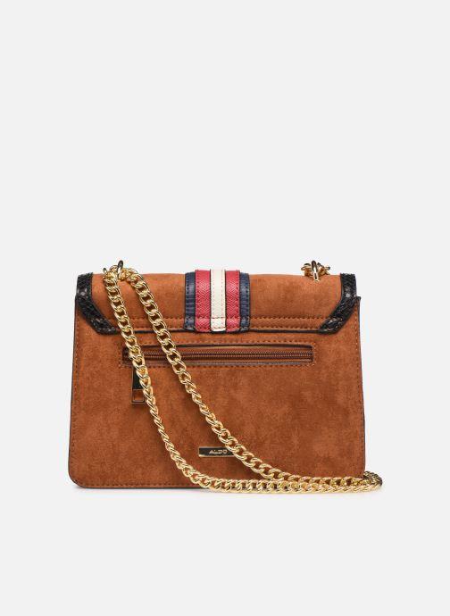 Handtaschen Aldo PREDE braun ansicht von vorne