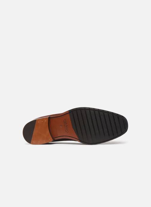 Boots en enkellaarsjes Marvin&Co Luxe Cintito - Cousu Goodyear Bruin boven