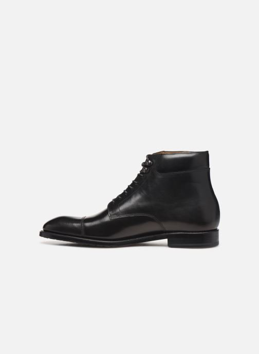 Ankle boots Marvin&Co Luxe Cardoso - Cousu Goodyear Black front view
