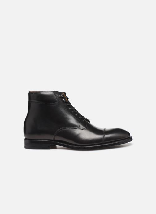 Ankle boots Marvin&Co Luxe Cardoso - Cousu Goodyear Black back view