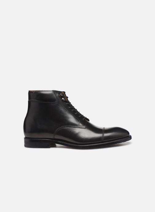 Boots en enkellaarsjes Marvin&Co Luxe Cardoso - Cousu Goodyear Zwart achterkant