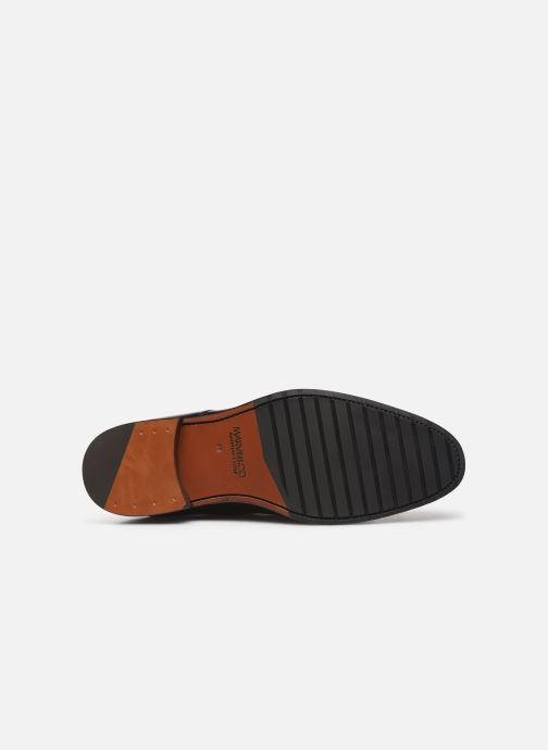 Bottines et boots Marvin&Co Luxe Cardoso - Cousu Goodyear Noir vue haut