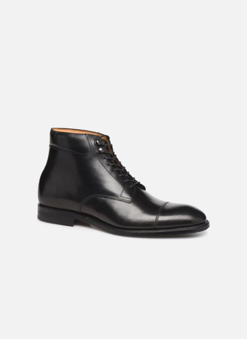 Ankle boots Marvin&Co Luxe Cardoso - Cousu Goodyear Black detailed view/ Pair view