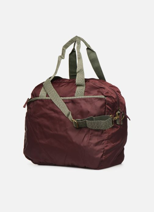 Sports bags Bensimon COLOR LINE TOUR BAG Purple view from the right