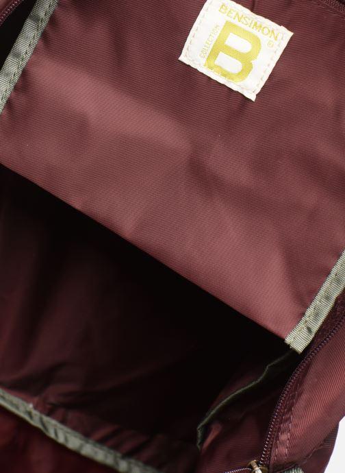 Sports bags Bensimon COLOR LINE TOUR BAG Purple back view