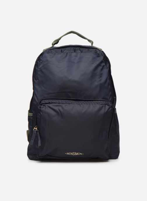 Rucksacks Bensimon COLOR LINE BACKPACK Blue detailed view/ Pair view