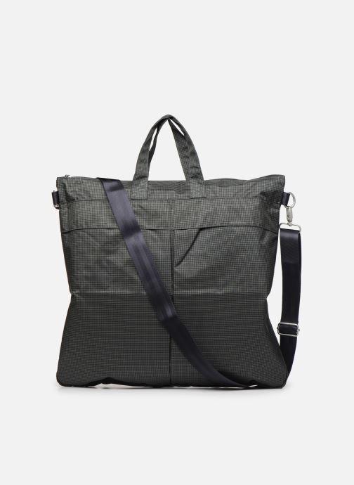 Men's bags Bensimon WORKING LINE HELMET BAG Grey front view