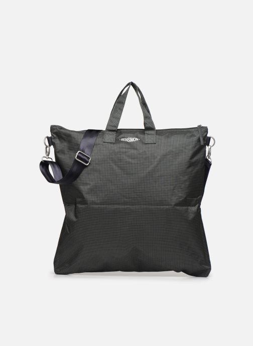 Men's bags Bensimon WORKING LINE HELMET BAG Grey detailed view/ Pair view