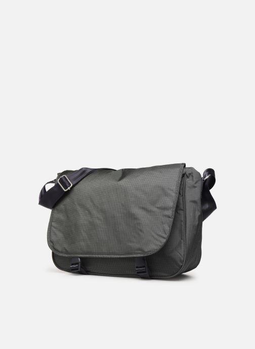Men's bags Bensimon WORKING LINE BESACE Grey model view