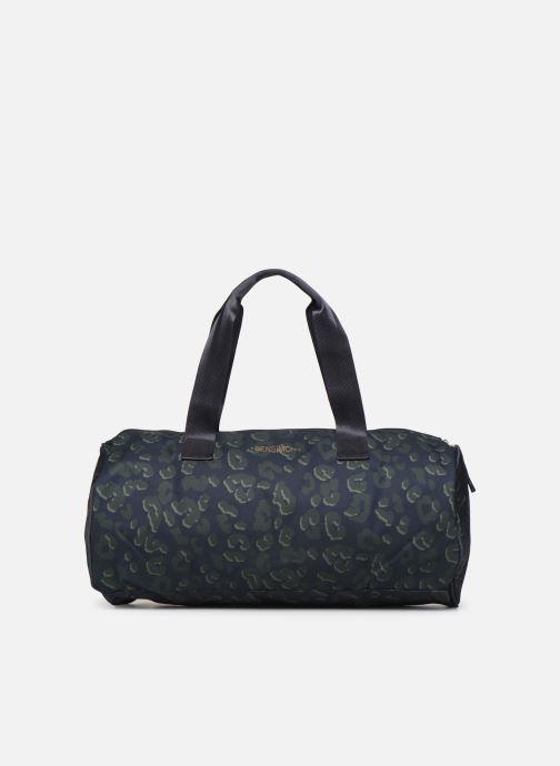 Sporttaschen Bensimon NYLON LEOPARD COLOR BAG blau detaillierte ansicht/modell