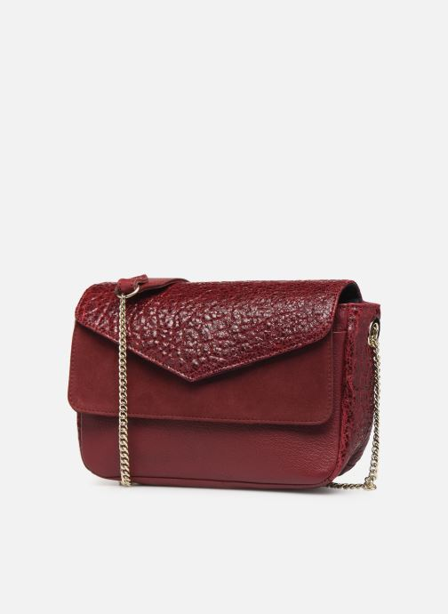 Håndtasker Craie MINI LECON Bordeaux se skoene på