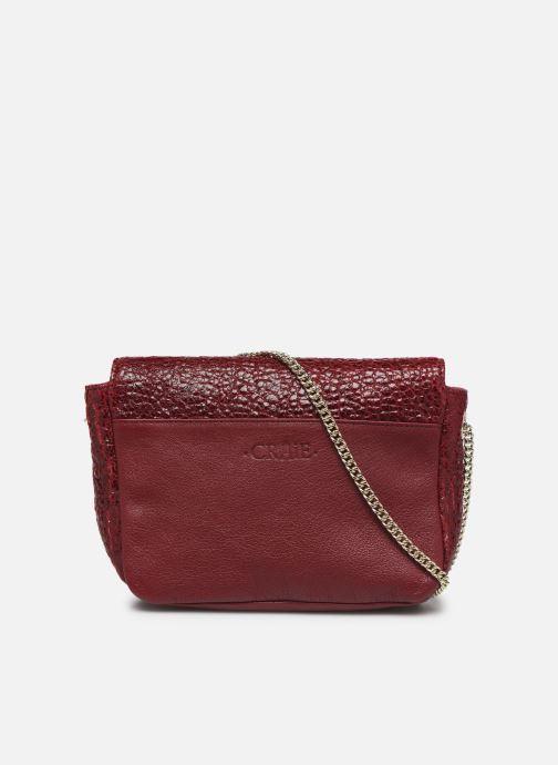 Håndtasker Craie MINI LECON Bordeaux se forfra