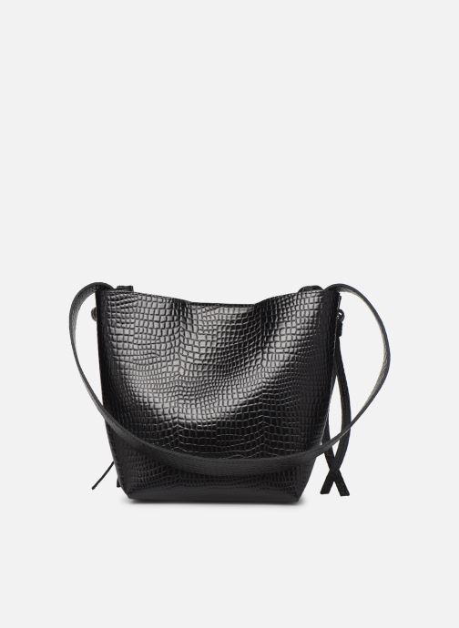 Handtaschen Craie COUTUME schwarz ansicht von vorne