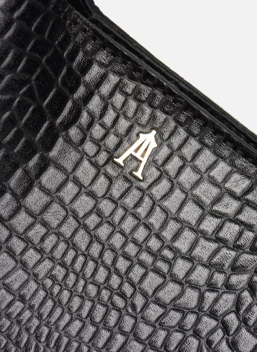 Handtaschen Craie COUTUME schwarz ansicht von links