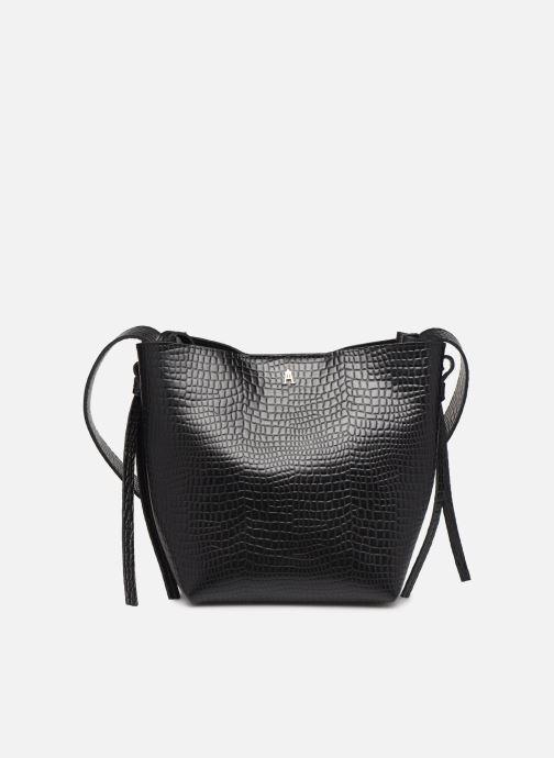 Handtaschen Craie COUTUME schwarz detaillierte ansicht/modell