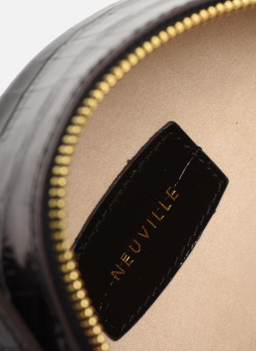 Handtassen Neuville Oh Zwart achterkant