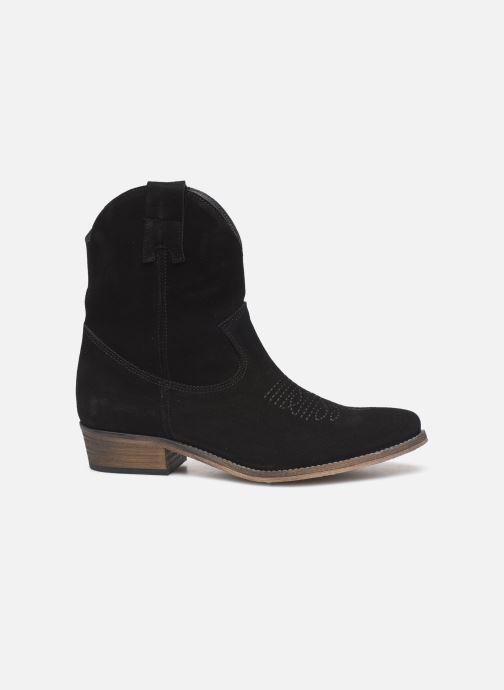Bottines et boots Georgia Rose Acheyen Noir vue derrière