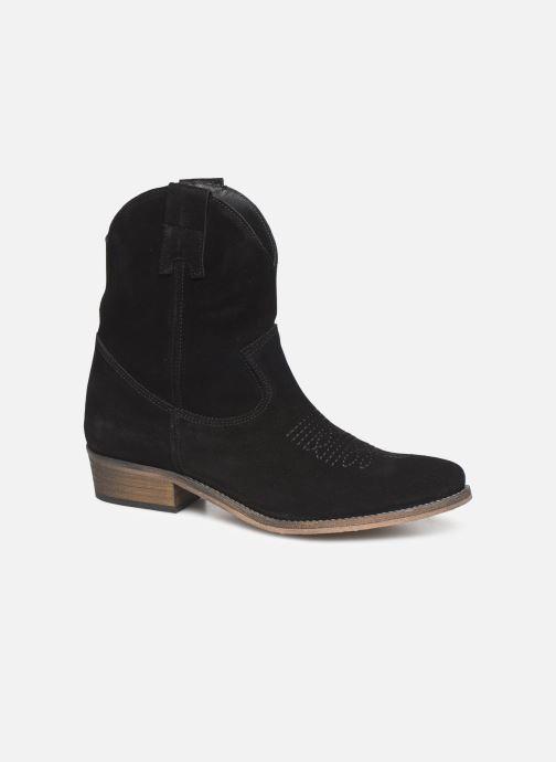 Bottines et boots Georgia Rose Acheyen Noir vue détail/paire