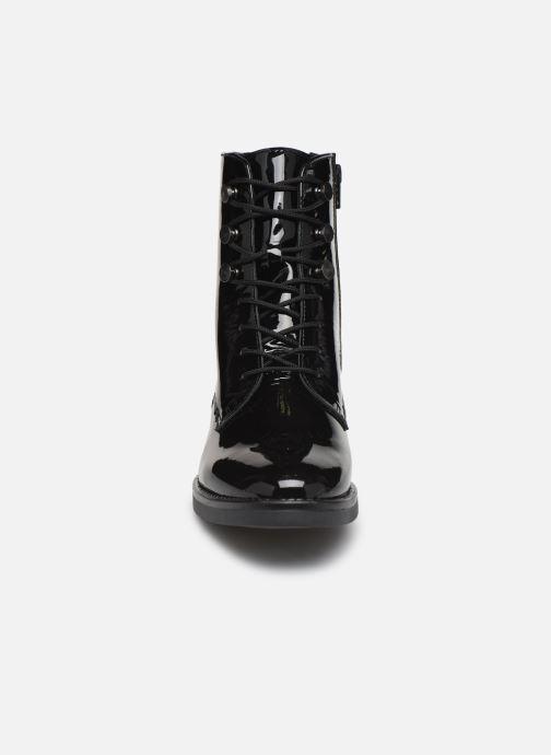 Bottines et boots Georgia Rose Atria Noir vue portées chaussures