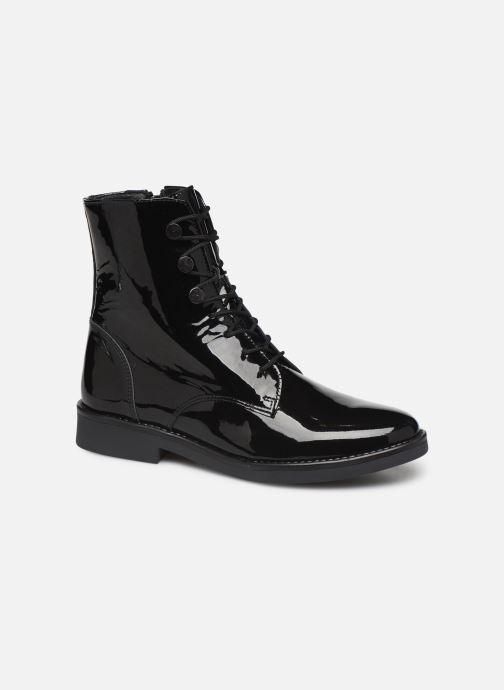 Bottines et boots Georgia Rose Atria Noir vue détail/paire