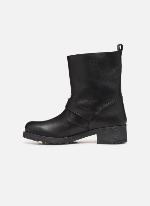 Bottines et boots Georgia Rose Amota Noir vue face