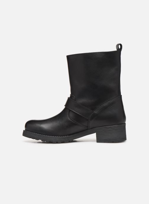 Boots en enkellaarsjes Georgia Rose Amota Zwart voorkant