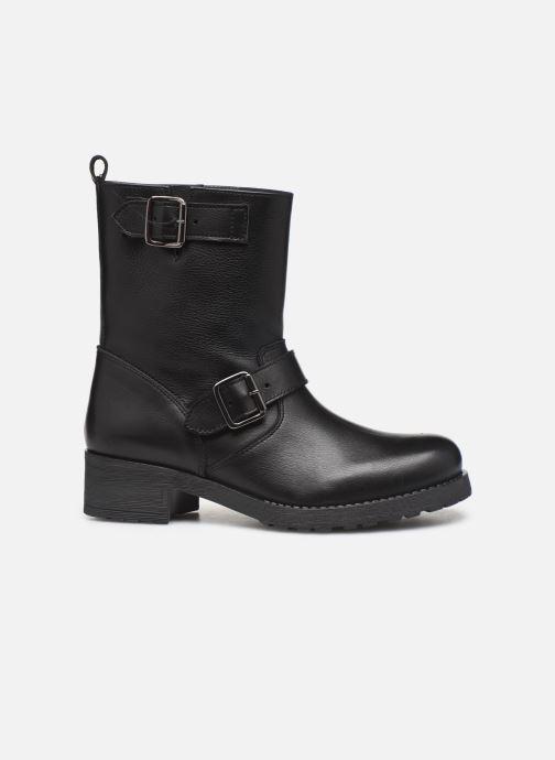 Bottines et boots Georgia Rose Amota Noir vue derrière