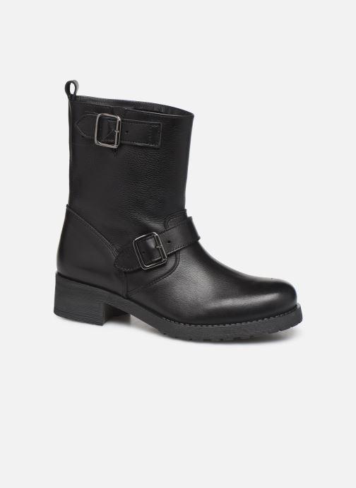 Bottines et boots Georgia Rose Amota Noir vue détail/paire